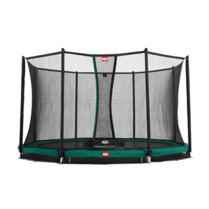 Батут Berg InGround Favorit + Safety Net Comfort(InGr)